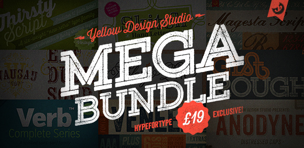 Yellow Design Studio Mega Bundle