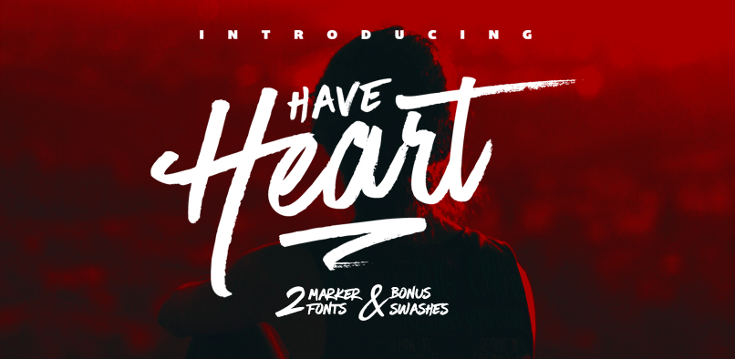 Have Heart Typeface