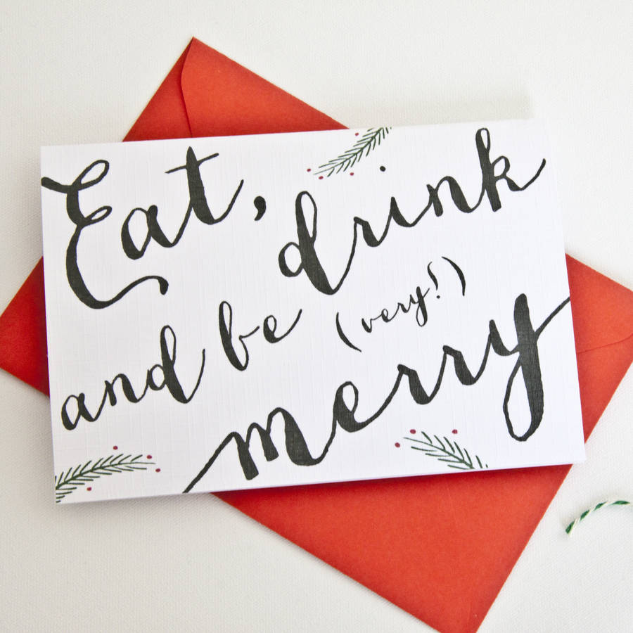 Create the right impression with our Christmas Fonts