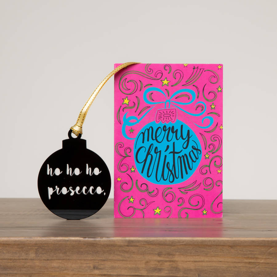 Christmas Font Gift Cards