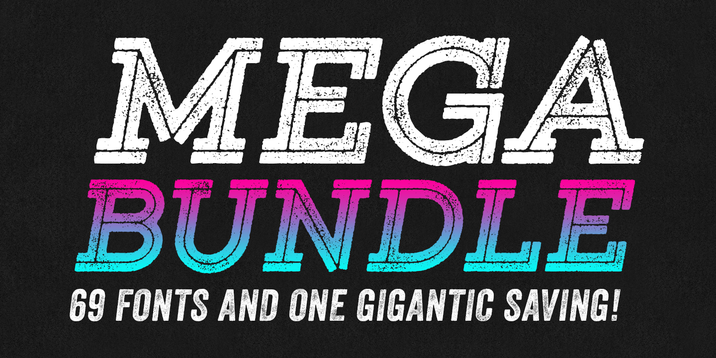 Thinkdust Mega Bundle