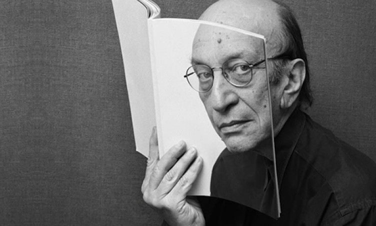 Milton Glaser brings typeface into the digital age