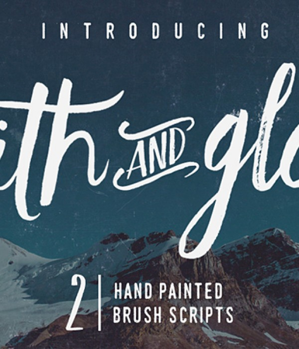 Faith & Glory Font