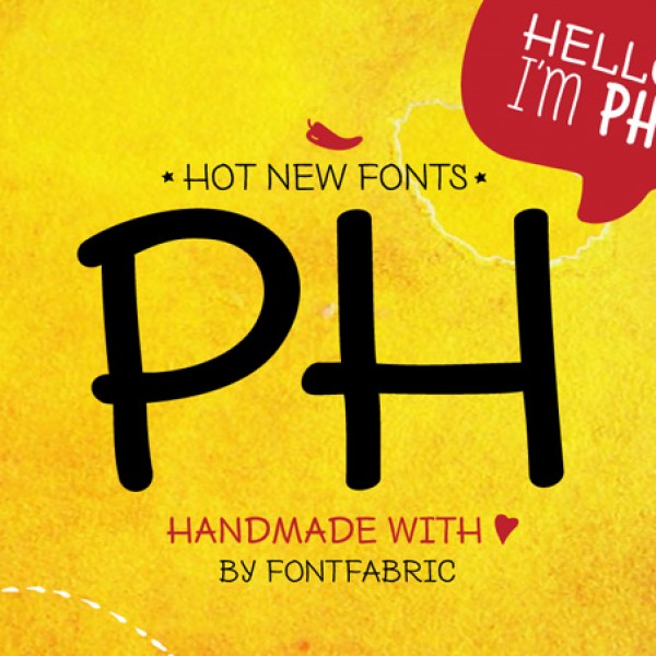 Some sensational sale fonts from HypeforType