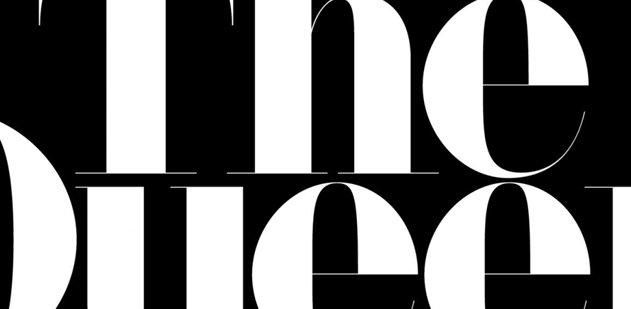 Top 5 Serif Fonts of 2016