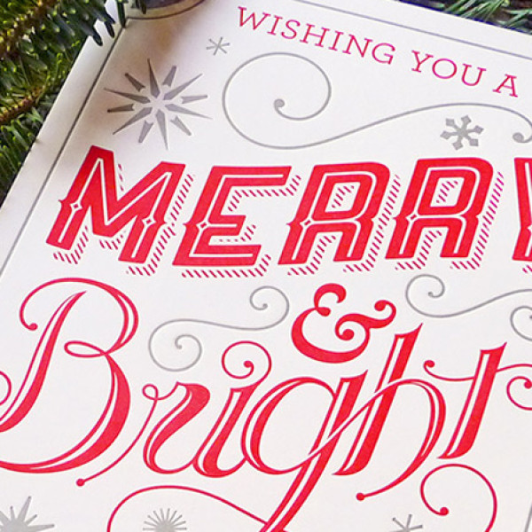 Christmas Card Fonts