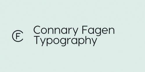 Connary Fagen Typography