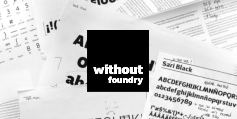 Without Foundry