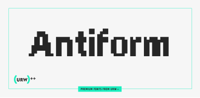 Antiform