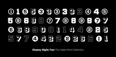 Display Digits Two