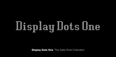 Display Dots One