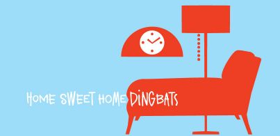 Home Sweet Home Dingbats