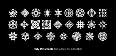 Holy Ornaments