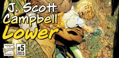 J. Scott Campbell Lower