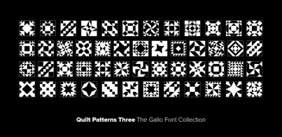 Quilt Patterns Three