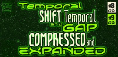 Temporal Shift and Temporal Gap Compressed